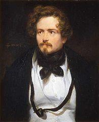 Portrait d'Amaury-Duval