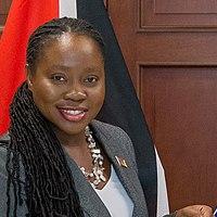 Ambassador Makeda Antoine-Cambridge Trinidad and Tobago (cropped).jpg