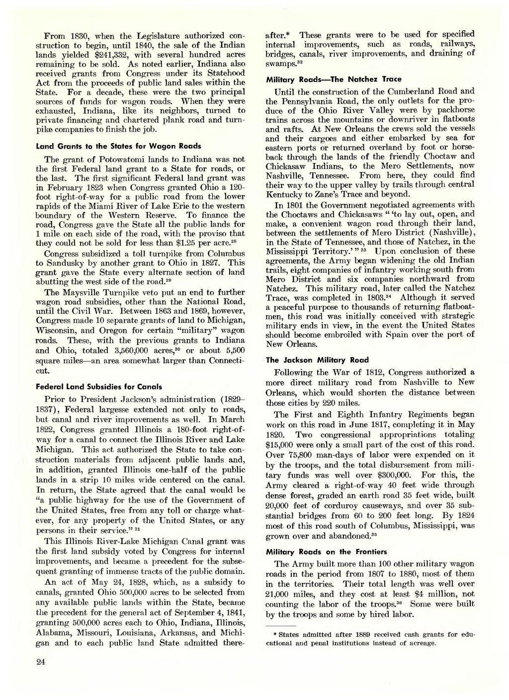 Page:America's Highways 1776–1976 djvu/30 - Wikisource, the free