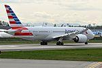 American Airlines, Boeing 787 Dreamliner, N805AN - PAE (18554072493).jpg