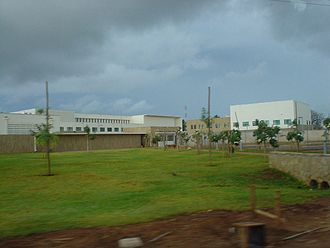 Embassy of the United States, Dar es Salaam - Image: American Embassy in Dar Es Salaam