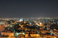 Amman at night in 2007.jpg