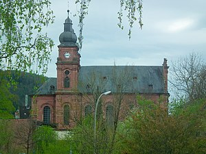Amorbach - St. Gangolf