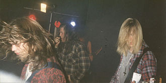 Amorphis - Amorphis in 1992 with Jukka Kolehmainen of Abhorrence.