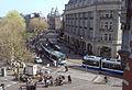 Amsterdam, Stadsschouwburg, uitzicht op het Leidseplein01.JPG