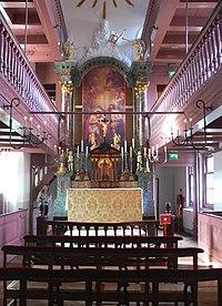 Amsterdam - Museum Ons' Lieve Heer op Solder - hidden church.JPG
