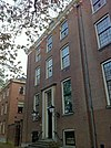 Luthers Diaconiehuis: hoofdgebouw