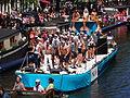 Amsterdam Gay Pride 2013 ING boat pic6.JPG