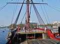 Amsterdam Scheepvaartmuseum Amsterdam Deck 08.jpg