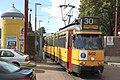 Amsterdamse gelede wagen 602 in de Havenstraat (1).jpg