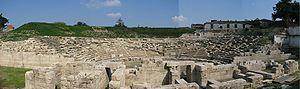 Larissa's ancient theatre