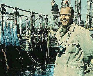 Anders Franzén Swedish marine technician and amateur naval archaeologist