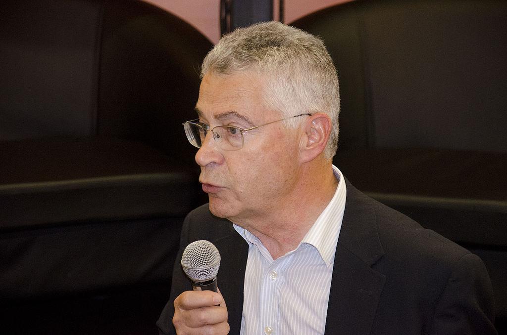 Oplatka András 2015-ben