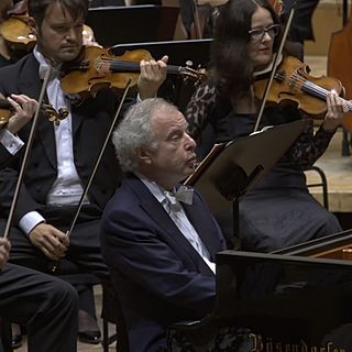 András Schiff Musical artist