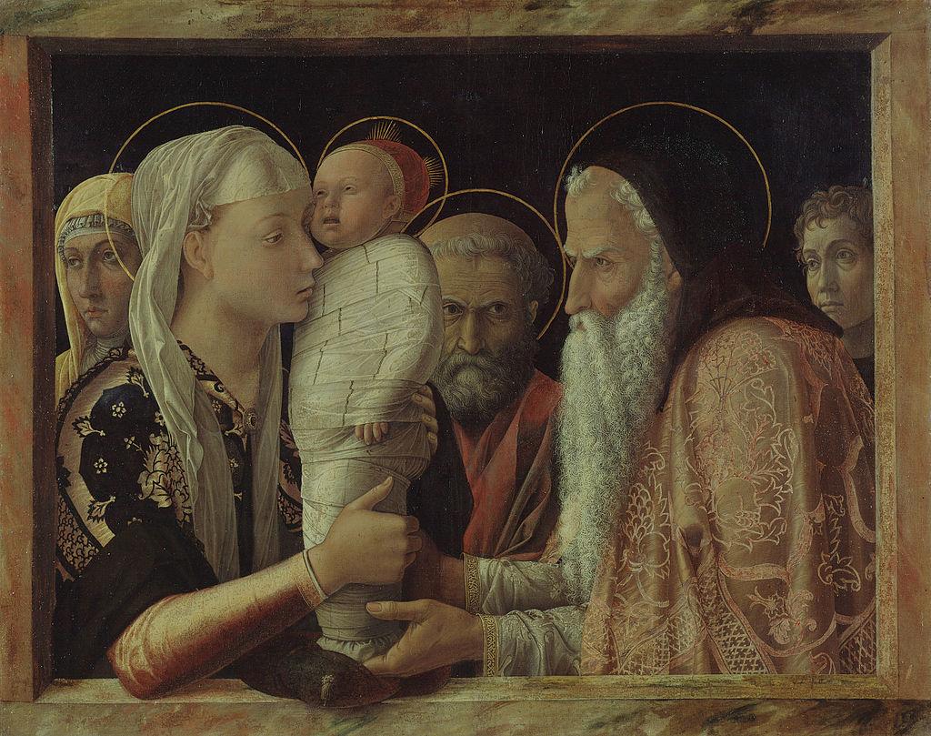 Ca s'est passé en septembre ! 1024px-Andrea_Mantegna_-_The_Presentation_-_Google_Art_Project