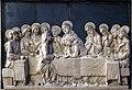 Andrea della robbia, pulpito di santa fiora, 02 ultima cena 2.jpg