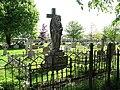 Angel in old cemetery - geograph.org.uk - 807576.jpg