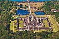 Angkor Wat Aerial View Siem Reap Cambodia 2011.jpg