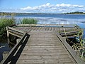 Angling Platform, Kilbirnie Loch. - geograph.org.uk - 521775.jpg