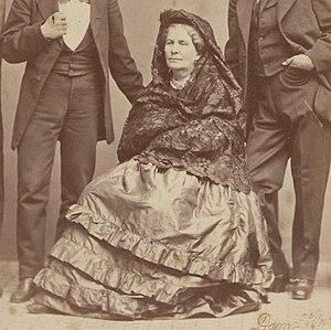 Angustias de la Guerra Ord - In about 1895