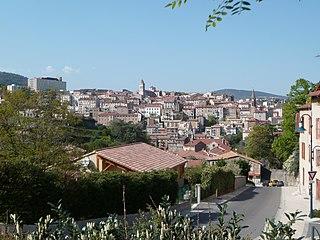 Annonay Commune in Auvergne-Rhône-Alpes, France