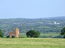 Ansford from Ditcheat Hill - geograph.org.uk - 454856.jpg