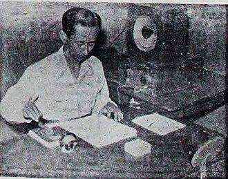 Antara (news agency) - Image: Antara News Office 17 August 1950 KR