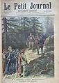 Antoine Bonelli (doc) 1892, Bellacoscia se rend aux gendarmes (Le Petit Journal).jpeg