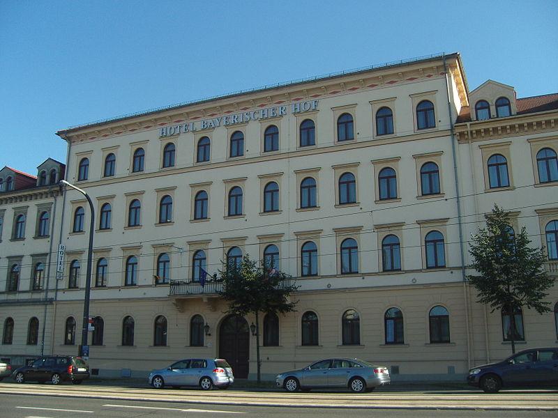Hotel Bayrischer Hof Dresden