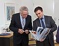 Antrittsbesuch ukrainischer Botschafter Pavlo Klimkin im Rathaus von Köln-7275.jpg