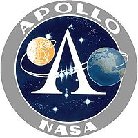Insigne du programme Apollo.