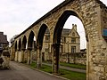 Arches near Gloucester Cathedral - geograph.org.uk - 6.jpg