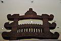 Architraves - East Gateway - 2nd Century BCE - Red Sand Stone - Bharhut Stupa - Madhya Pradesh - Indian Museum - Kolkata 2012-11-16 1857.JPG