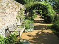 Archway within Petersfield Physic Garden - geograph.org.uk - 834933.jpg