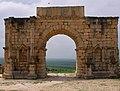 Arco Triunfal de Caracalla. Volúbilis.jpg