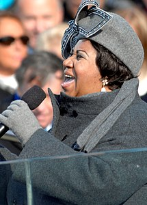 Aretha Franklin on January 20, 2009 (cropped).jpg