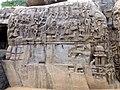 Arjuna's Penance Mahabalipuram India - panoramio (1).jpg