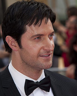 Richard Armitage tijdens de BAFTA TV Awards 2010