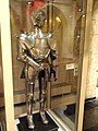 Armor for youth, south Germany or Austria, 1555-1560 - Higgins Armory Museum - DSC05652.JPG