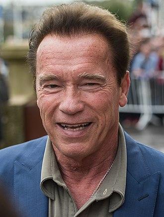 Arnold Schwarzenegger - Schwarzenegger in 2017