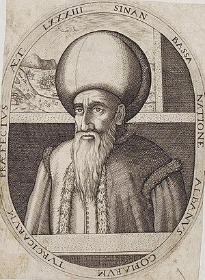 Koca Sinan Pasha - Image: Arolsen Klebeband 02 327