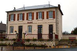 Arpheuilles-Saint-Priest Mairie.JPG