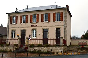 Arpheuilles-Saint-Priest - The Town Hall