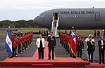 Arribo a el Aeropuerto Oscar Arnulfo Romero (20314314949).jpg