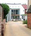 Art Deco House - Gladstone Street - geograph.org.uk - 947149.jpg