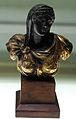 Arte romana con restauri moderni, busto femminile 01.JPG