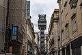 Ascenseur de Santa Justa, Lisbonne, Portugal (45129707375).jpg