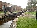 Ashton Canal, Lock 2 - geograph.org.uk - 1868293.jpg