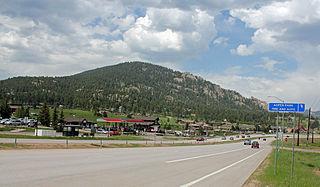 Aspen Park, Colorado Census-designated place in Colorado, United States