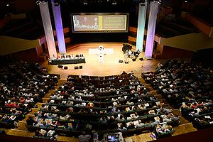 United Reformed Church - The General Assembly of the United Reformed Church meeting in Cardiff, July 2014